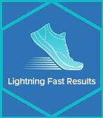 Lightning Fast Results