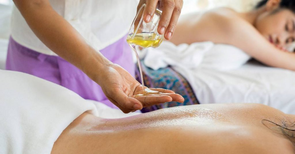 image of a massage
